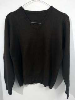 Sweater - Dark Brown