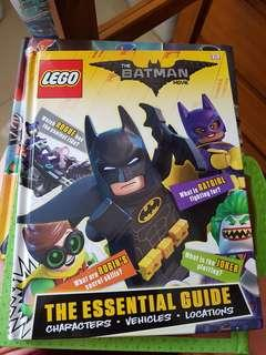 Buku Lego The Batman Movie