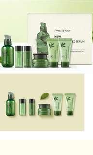 Innisfree Green Tea Gift Set (6 Items)