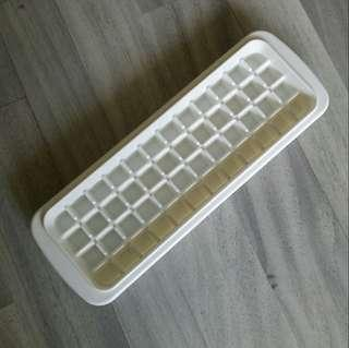 #allforfree FOC Free To Bless Blessing - White 48 Small Cubes Plastic Ice Tray