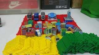 MTR港鐵35週年紀念玩具車套裝3套