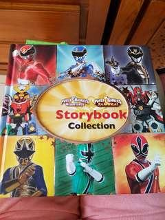 Storybook Collection Power Rangers