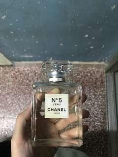 Chanel No.5 Leau