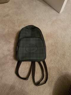 Vintage Lacoste Mini Backpack