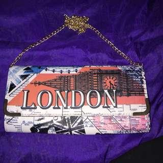 Aldo London clutch/bag