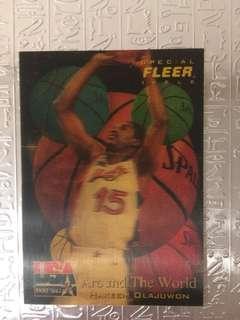 罕見懷舊 必儲NBA 立體 3D珍藏卡