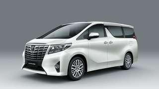 Toyota Alphard 2.5 Elegance (A)