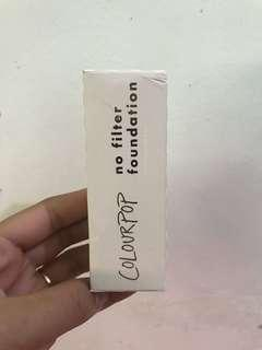 Colourpop No filter foundation