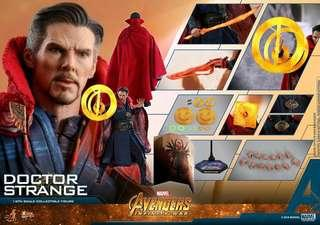 Hot Toys Hottoys Doctor Strange Infinity War 訂單