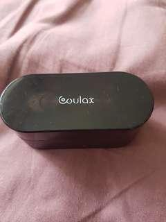 Coulax Bluetooth earpiece with power box