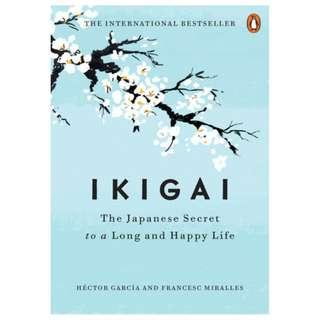 Ikigai: The Japanese Secret to a Long and Happy Life Hardcover