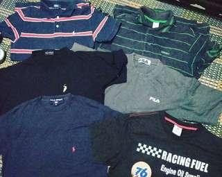 Polo, Adidas, Fila, 76,