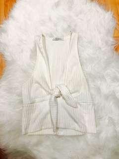 Zara Tie Crop Top