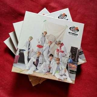 NCT DREAM WE GO UP SEALED ALBUM