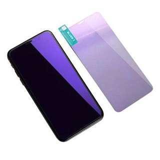 IPhone X blue light filter anti blue light tempered glass