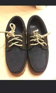 Timberland 經典帆船鞋