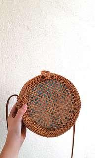Rattan Bag Price Markdown
