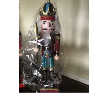 12 inch Nutcracker Christmas Guard