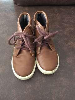 nautica shoes and local brand take all 1000 fit for 3-4yrs old baby