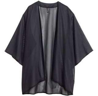 Sheer Kimono