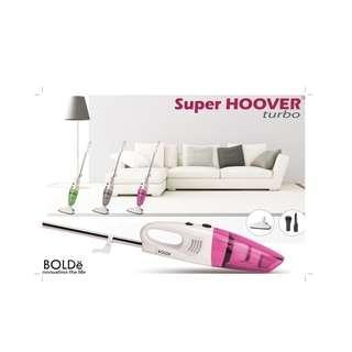 Vacum Cleaner Turbo Super Hoover Garansi Resmi Best Seller