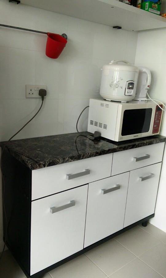 1 2m 3 Doors Kitchen Cabinets, 3 Door Kitchen Cabinet