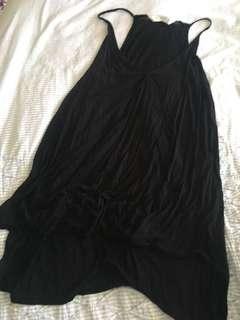 Seed Black singlet