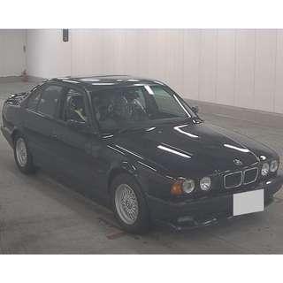 1994 BMW 530I (E34)(HK MOTORCITY汽車代購服務)