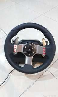 Logitech g27 with paddle shifter