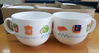 Luminarc Mug - set of 6