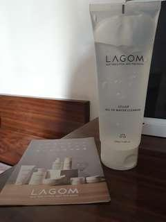 Lagom Gel Water Cleanser