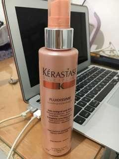 Kerastase Fluidissime Anti frizz & Heat protection