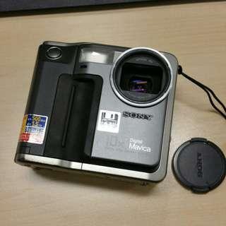 Sony Mavica FD7 10x Optical Zoom Floppy