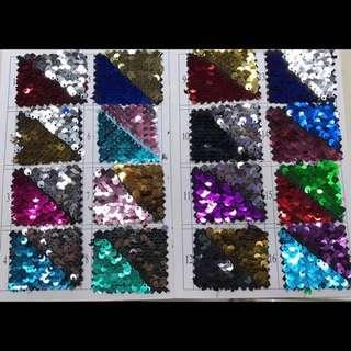 [PO] Sequin Fabric