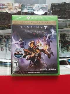 XBOX One Destiny The Taken King