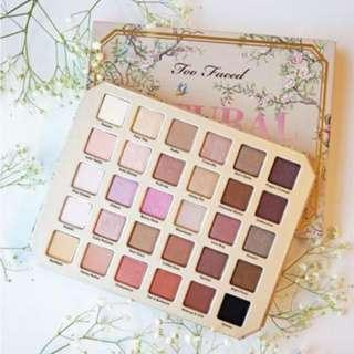 Too Faced Natural Love Eye-shadow Palette
