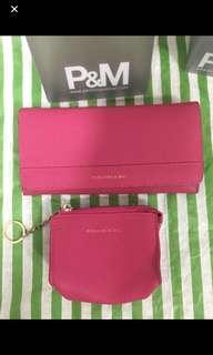 Perili wallet / coin purse set