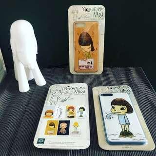 🚚 正版 How2work 藝術家手機殼:奈良美智 iPhone 8+