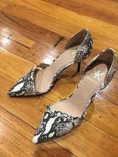 Kim Kardashian heels