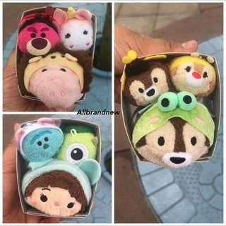 PO Hong Kong Disneyland 2018 Tsum Tsum fun fair Tsum Tsum set