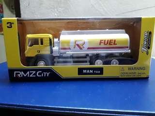 RMZ City Die cast Model Man Oil Tanker