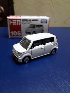 Tomica 105 Suzuki MR Wagon