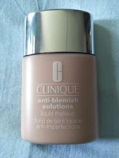 Clinique Anti-blemish Solutions Liquid Makeup 64(Cream Beige) #Under9