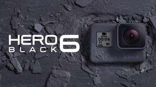 Kredit Action Cam Gopro Hero 6 Cukup 850Ribu (Canon,xiaomi)