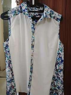 G2000 pattern blouse