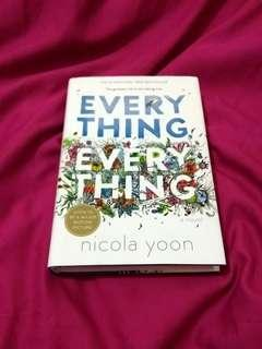 Everything Everything Hardcover