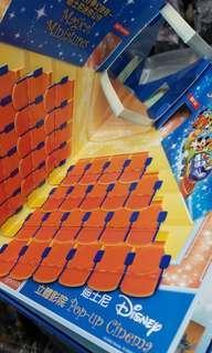 早期收藏連迪士尼迷你公仔共42隻公仔連珍藏盒