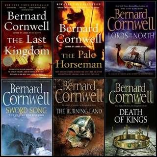 The Saxon Chronicles series (Bernard Cornwell)