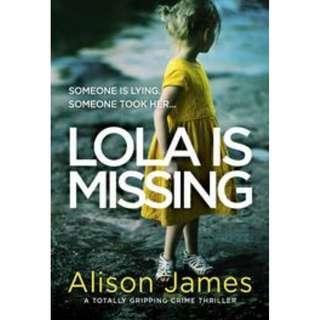Detective Rachel Prince series (Alison James)