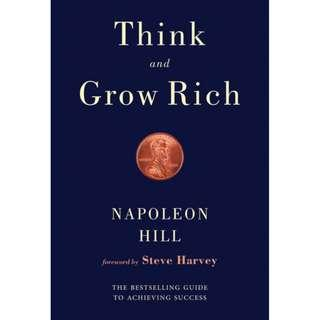 Think and Grow Rich (Napoleon Hill)
